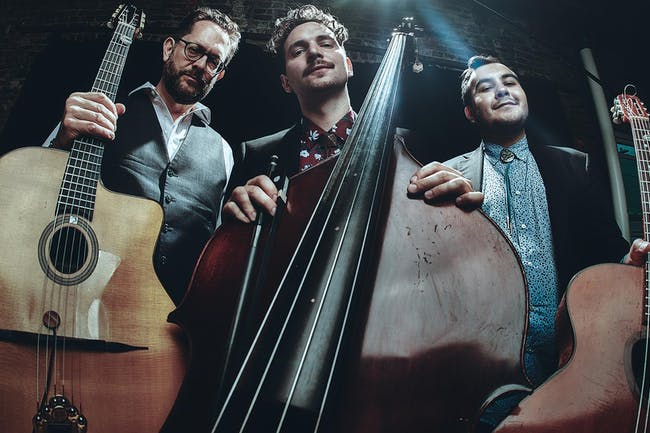 Easter Jazz Brunch with Hot Club of Baltimore