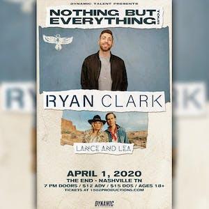 *postponed* Ryan Clark