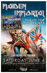 Maiden Immortal- Tribute To Iron Maiden