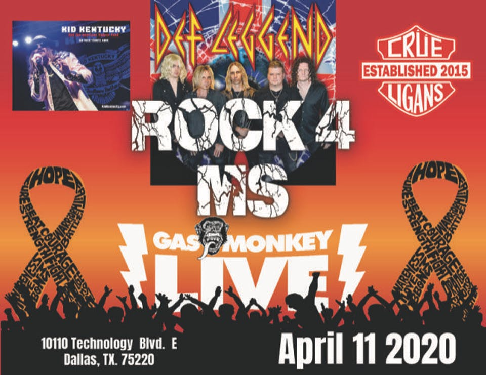 Def Leggend - Rock 4 MS