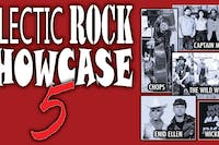 Eclectic Rock Showcase 5