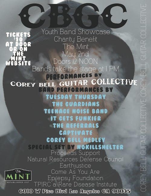 CBGC Youth Band Showcase