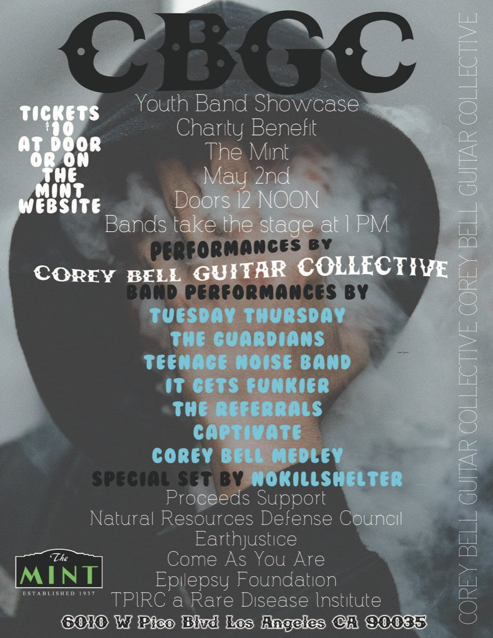 CBGC Youth Band Showcase