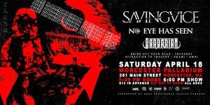 RAMBUDIKON PRODUCTIONS PRESENTS SAVING VICE / NO EYE HAS SEEN