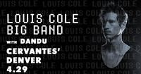 POSTPONED - Louis Cole Big Band w/ Special Guests