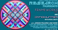 RE:Search ft. Frameworks (Live) and Dynohunter w/ Jordan Polovina