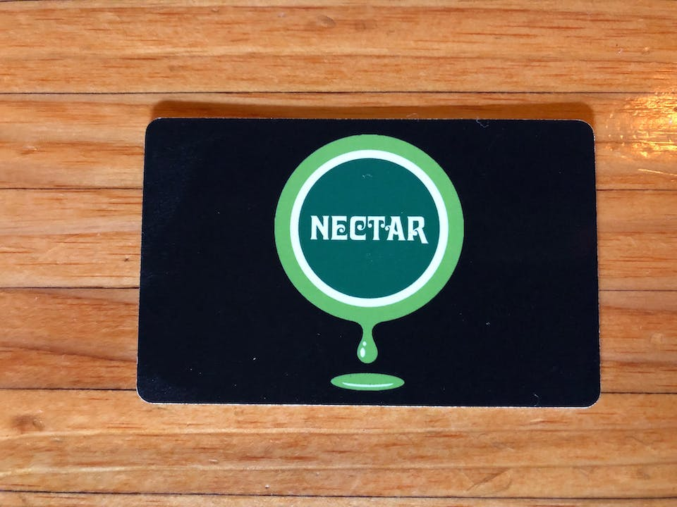 Nectar Gift Cards!