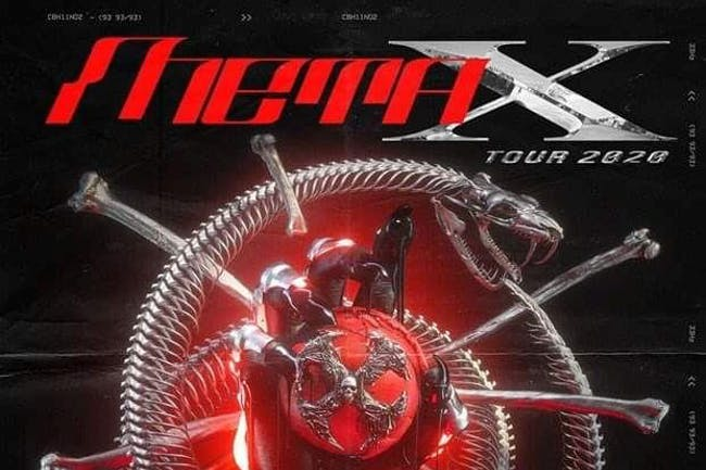 META X TOUR: CARNIFEX & 3TEETH, SKOLD, THE BROWNING