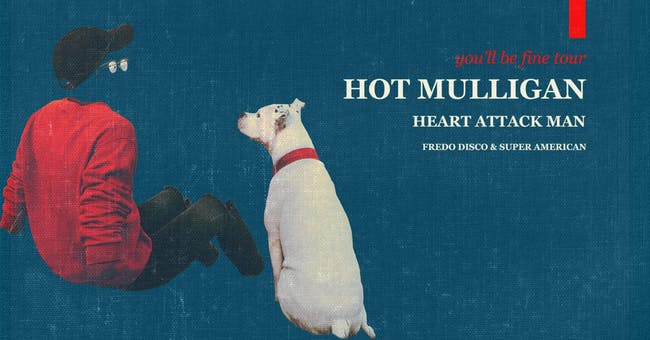 Hot Mulligan w/ Heart Attack Man, Meet Me @ The Altar, + @ Odyssey Lounge