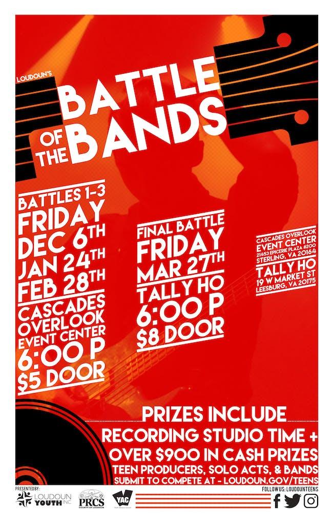 Loudoun Youthfest's Battle of the Bands - Final Battle!
