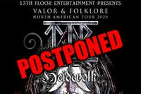 """Valor & Folklore"" North American Tour 2020"