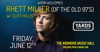 Rhett Miller (of The Old 97's)