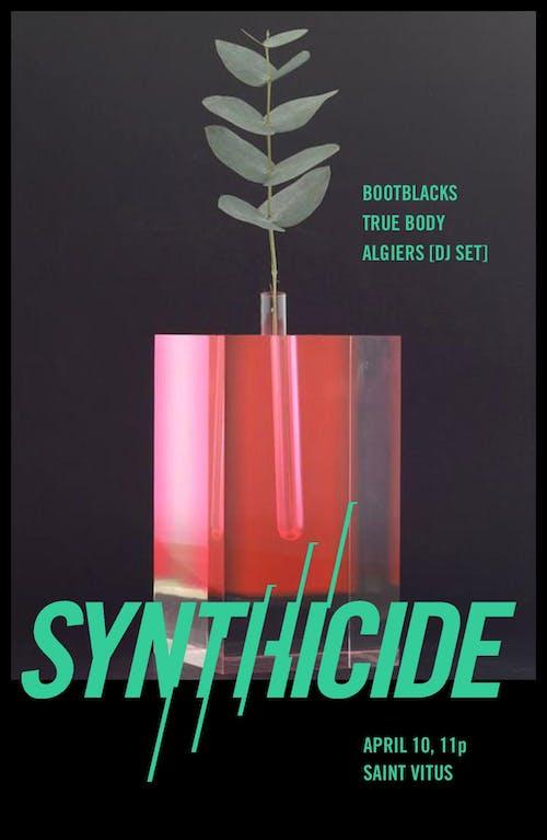 Bootblacks, True Body, Algiers (DJ Set)
