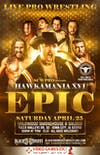 Hawkamania XVI: Live Pro Wrestling