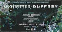 CANCELLED - BogTroTTeR x Duffrey w/ Murkury, Deerskin
