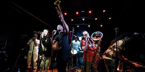 SHOW POSTPONED to 7/10/20: Rebirth Brass Band