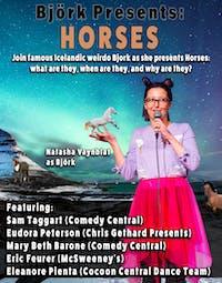 Bjork Presents: Horses
