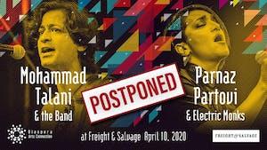 Mohammad Talani    Parnaz Partovi & Electric Monks