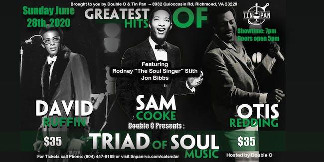 "Triads of Soul (feat. Rodney ""The Soul Singer"" Stith & Jon Bibbs"
