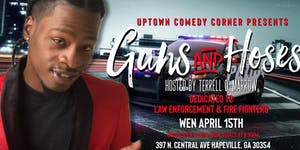 Comedian Terrell: Guns And Hoses