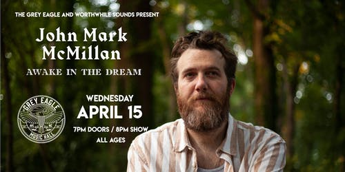 POSTPONED UNTIL 10/12: John Mark McMillan