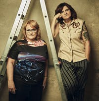 Indigo Girls Look Long Tour With Band