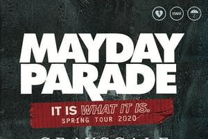 Mayday Parade - It Is What It Is Tour