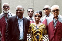 Amadou & Mariam + Blind Boys of Alabama and Ladysmith Black Mambazo