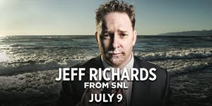 Jeff Richards w/ Irwin Loring (Comedy)