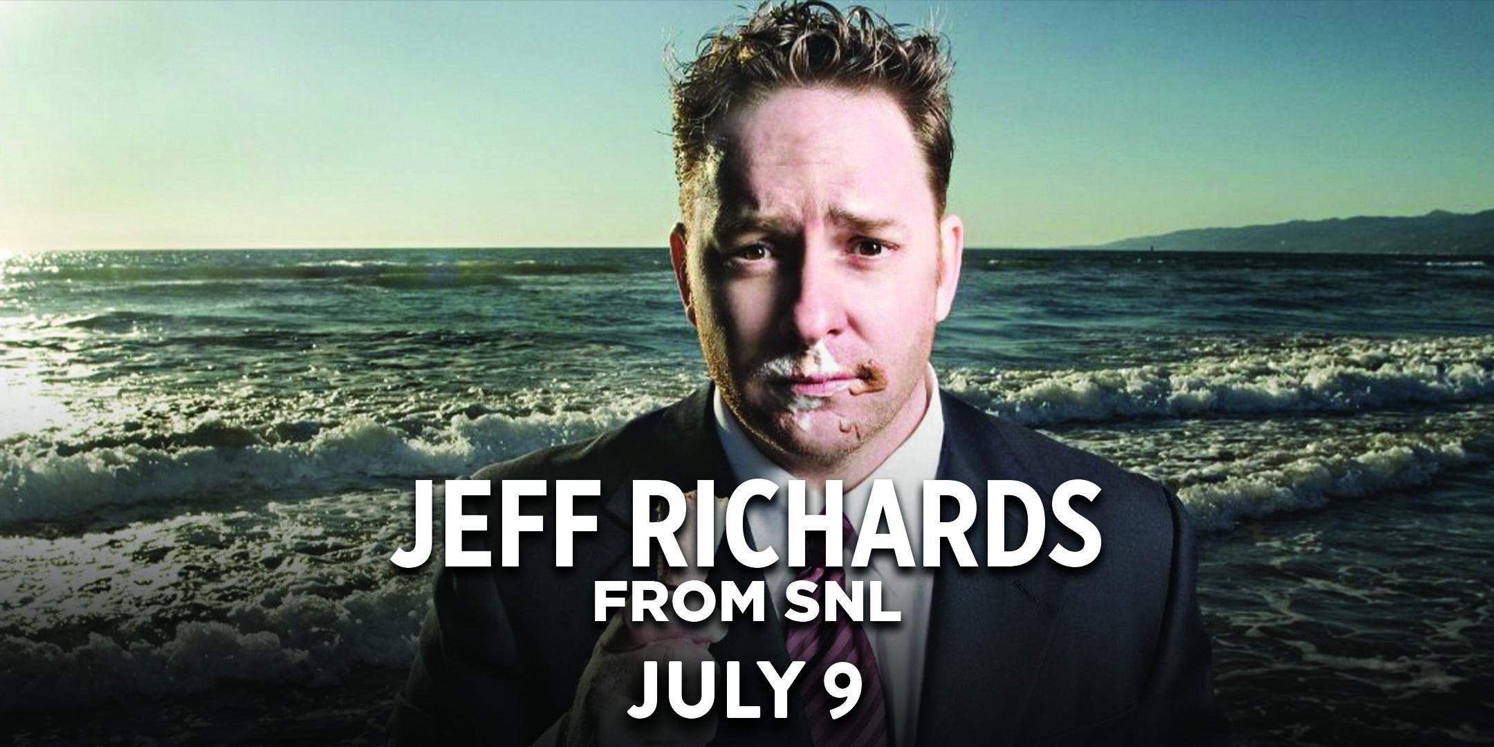 Jeff Richards w/ Irwin Loring (Comedy)