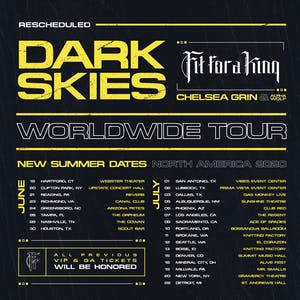 Fit For A King: Dark Skies Tour