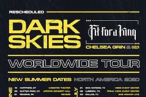 Fit For A King: Dark Skies Tour at Bossanova Ballroom