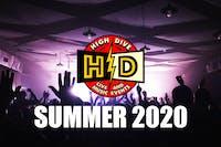 High Dive Season Pass Fundraiser - Summer 2020