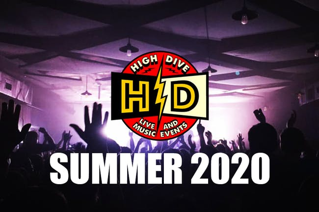 High Dive Season Pass Fundraiser - Summer 2020