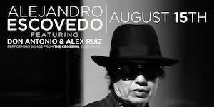 POSTPONED-Alejandro Escovedo