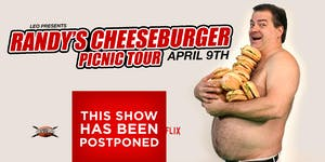 POSTPONED: Randy's Cheeseburger Picnic