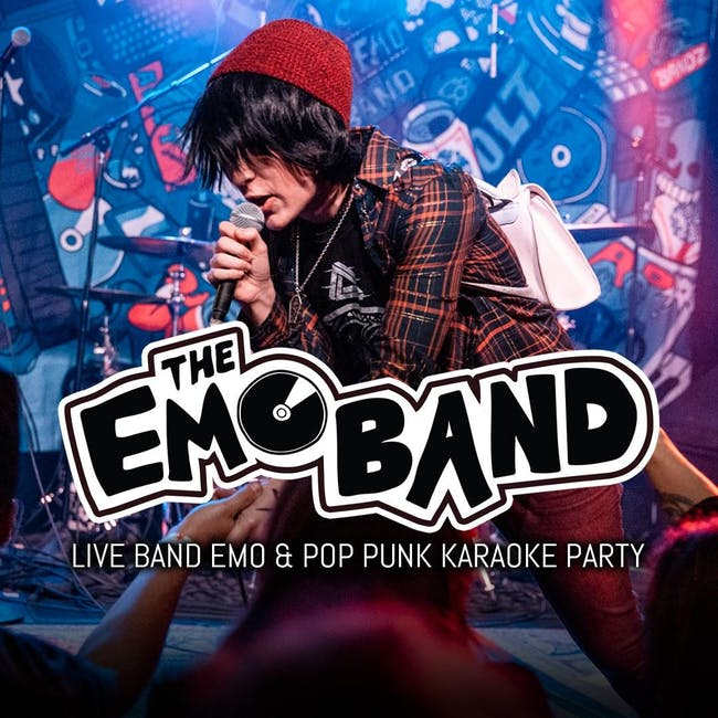 The Emo Band - Live Band Pop Punk & Emo Karaoke Party