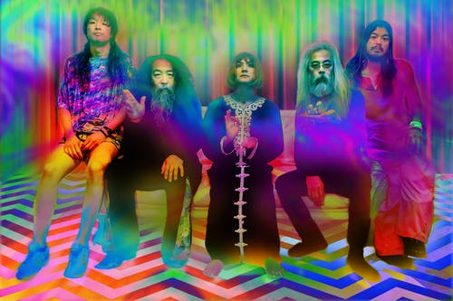SHOW POSTPONED TO 2/15/21: Acid Mothers Temple & The Melting Paraiso U.F.O