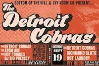 The Detroit Cobras, The Richmond Sluts, Hot Laundry