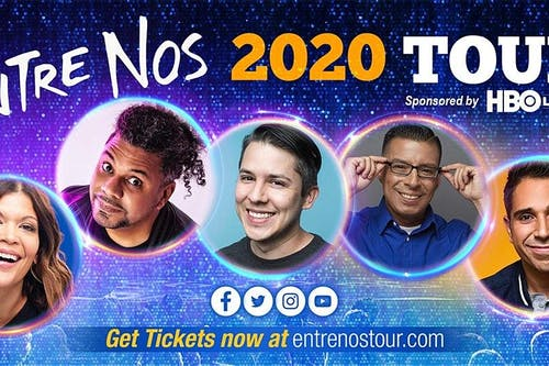 SHOW POSTPONED to 8/7/20 AT MISSISSIPPI STUDIOS: Entre Nos 2020 Live Tour