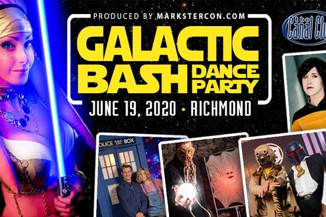 GALACTIC BASH: Dance Party