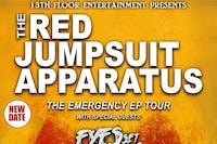 Red Jumpsuit Apparatus