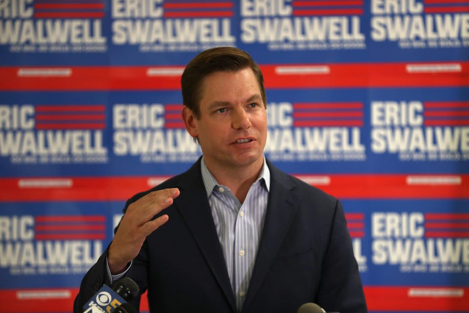 Congress's Response to the Coronavirus w/ Congressman Eric Swalwell