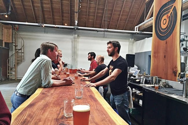 Why Beer is So Great with Standard Deviant Brewing owner Mark DeVito