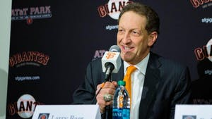 Conversation with SF Giants CEO Larry Baer