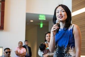 Working to Elect Bernie Sanders with California Director Jane Kim