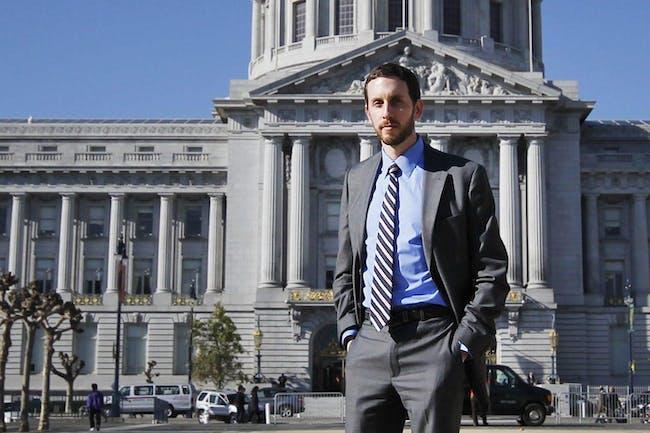 Protecting Individuals and Small Businesses w/ Senator Scott Wiener