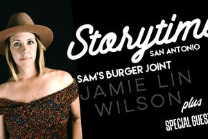 Jamie Lin Wilson's Storytime with guest TBA