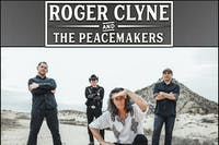 Roger Clyne & The Peacemakers - RESCHEDULED DATE (4/10 TICKETS HONORED)