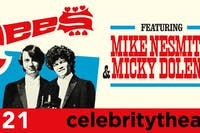 The Monkees - RESCHEDULED DATE (4/14 TICKETS WILL BE HONORED).